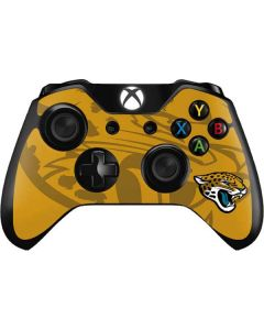 Jacksonville Jaguars Double Vision Xbox One Controller Skin