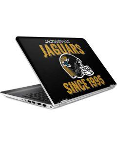Jacksonville Jaguars Helmet HP Pavilion Skin