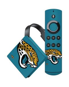 Jacksonville Jaguars Large Logo Amazon Fire TV Skin