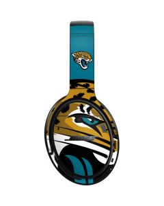 Jacksonville Jaguars Large Logo Bose QuietComfort 35 Headphones Skin
