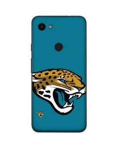 Jacksonville Jaguars Large Logo Google Pixel 3a Skin