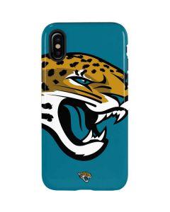 Jacksonville Jaguars Large Logo iPhone X Pro Case