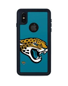 Jacksonville Jaguars Large Logo iPhone X Waterproof Case