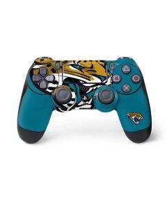 Jacksonville Jaguars Large Logo PS4 Controller Skin