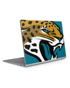 Jacksonville Jaguars Large Logo Surface Book 2 13.5in Skin