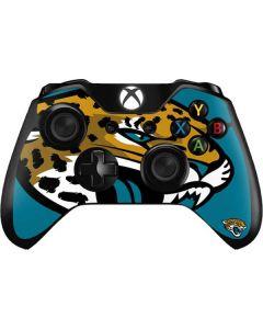 Jacksonville Jaguars Large Logo Xbox One Controller Skin