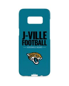 Jacksonville Jaguars Team Motto Galaxy S8 Plus Lite Case