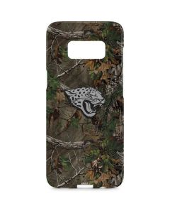 Jacksonville Jaguars Realtree Xtra Green Camo Galaxy S8 Plus Lite Case