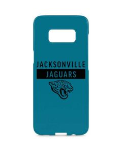 Jacksonville Jaguars Teal Performance Series Galaxy S8 Plus Lite Case