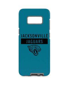 Jacksonville Jaguars Teal Performance Series Galaxy S8 Pro Case
