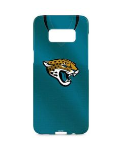 Jacksonville Jaguars Team Jersey Galaxy S8 Plus Lite Case