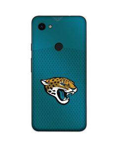 Jacksonville Jaguars Team Jersey Google Pixel 3a Skin