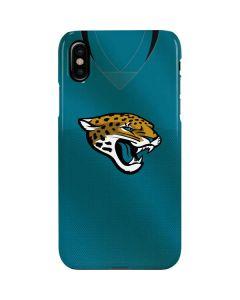 Jacksonville Jaguars Team Jersey iPhone XS Max Lite Case