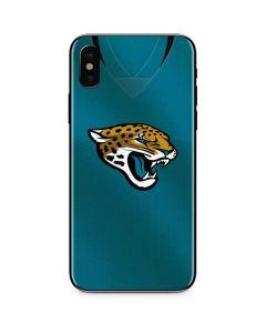 Jacksonville Jaguars Team Jersey iPhone XS Max Skin