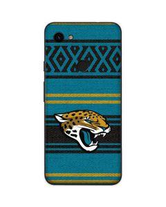 Jacksonville Jaguars Trailblazer Google Pixel 3a Skin