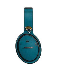 Jacksonville Jaguars Zone Block Bose QuietComfort 35 II Headphones Skin