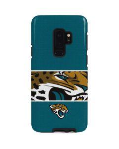 Jacksonville Jaguars Zone Block Galaxy S9 Plus Pro Case