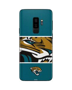 Jacksonville Jaguars Zone Block Galaxy S9 Plus Skin