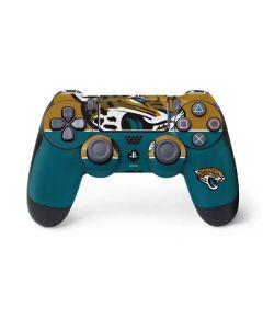 Jacksonville Jaguars Zone Block PS4 Controller Skin