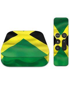 Jamaica Flag Apple TV Skin