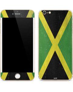 Jamaica Flag Distressed iPhone 6/6s Plus Skin