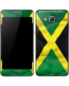 Jamaica Flag Galaxy Grand Prime Skin