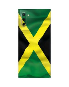 Jamaica Flag Galaxy Note 10 Skin