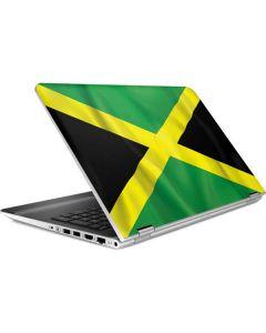 Jamaica Flag HP Pavilion Skin