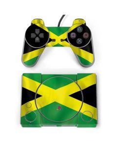 Jamaica Flag PlayStation Classic Bundle Skin