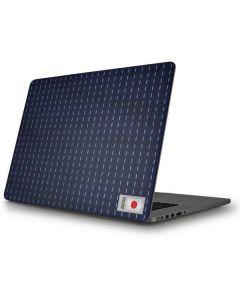 Japan Soccer Flag Apple MacBook Pro Skin