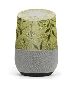 Jasmine by William Morris Google Home Skin