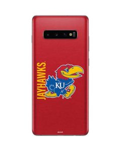 Jayhawks KU Galaxy S10 Plus Skin