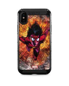 Jessica Drew The Spider-Woman iPhone XS Cargo Case