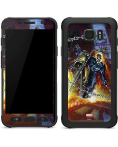 Jonathan Blaze The Ghost Rider Galaxy S7 Active Skin