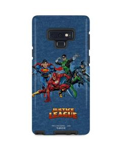 Justice League Heroes Galaxy Note 9 Pro Case