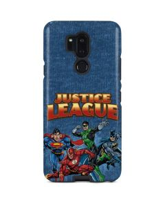 Justice League Heroes LG G7 ThinQ Pro Case