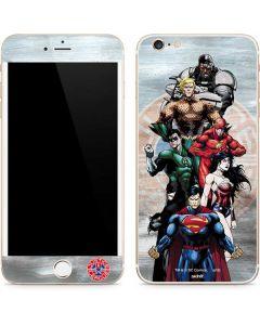 Justice League Heros iPhone 6/6s Plus Skin
