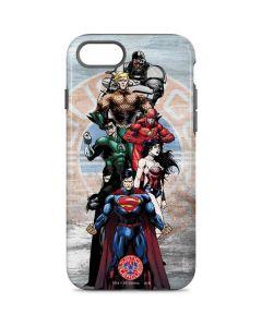Justice League Heros iPhone 7 Pro Case