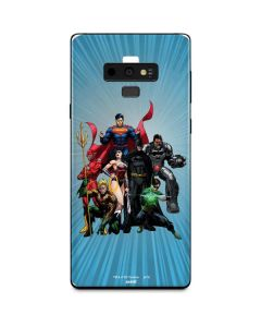 Justice League New 52 Galaxy Note 9 Skin
