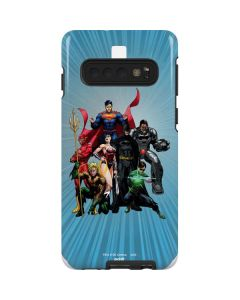 Justice League New 52 Galaxy S10 Pro Case