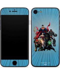 Justice League New 52 iPhone 7 Skin