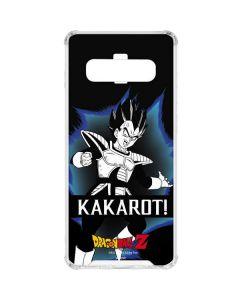 Kakarot Galaxy S10 Clear Case