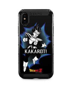 Kakarot iPhone XS Cargo Case