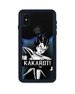 Kakarot iPhone XS Waterproof Case