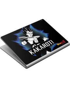 Kakarot Surface Book Skin