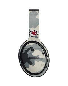 Kansas City Chiefs Camo Bose QuietComfort 35 II Headphones Skin