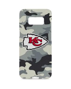 Kansas City Chiefs Camo Galaxy S8 Plus Lite Case