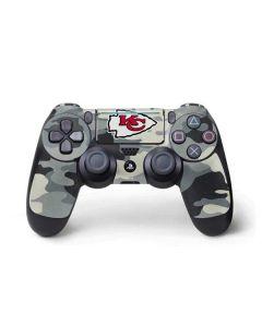 Kansas City Chiefs Camo PS4 Pro/Slim Controller Skin