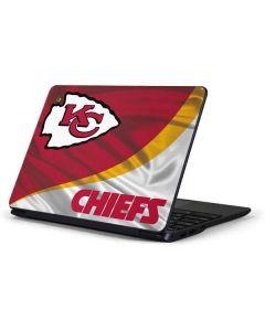 Kansas City Chiefs Samsung Chromebook Skin