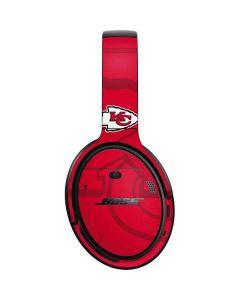 Kansas City Chiefs Double Vision Bose QuietComfort 35 Headphones Skin